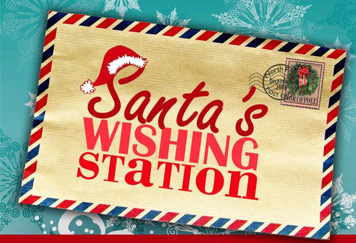 Santa's Wishing Station